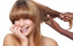 Kokie vitaminai išgelbės nuo plaukų slinkimo ir kitų problemų?