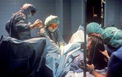 Gimdykloje kai kurie medikai išdarinėja keisčiausius dalykus (FOTO)