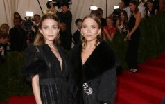 Stilingosios dvynės Mary-Kate ir Ashley Olsen laimę atrado toliau nuo prožektorių šviesų
