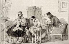 Kaip lietuviai savo vaikus auklėjo žiloje senovėje