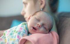 Sveikatos psichologė – apie vaikų miegą: klausykite savo širdies