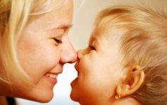 5 dalykai, kuriuos vaikams pasakykite dar šiandien