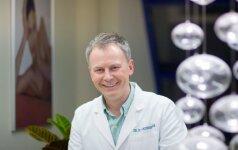 D. Radzevičius: plastinė chirurgija – ne batų katalogas, kuriame gali išsirinkti, ko nori