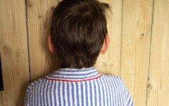 Ar galima statyti vaiką į kampą? Psichologės komentaras