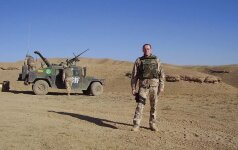 Gydytojas Vilius Kočiubaitis apie Afganistaną: moteris čia yra darbinis beteisis gyvulys