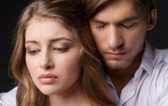 Kaip elgtis, jei vyras pasidarė abejingas ir neberodo dėmesio