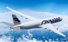 В литовском небе Finnair обходит Air Baltic и Аэрофлот
