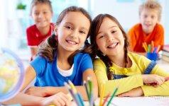 3 dalykai, į kuriuos turi atkreipti dėmesį būsimųjų moksleivių tėvai