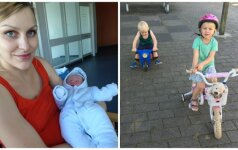 Danijoje gyvenanti lietuvė – apie nėštumo priežiūrą ir gimdymo ypatumus