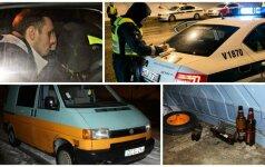 Ночной рейд: гражданин Беларуси попался в седьмой раз