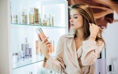 Gabija Varnaitė: tikrasis moters grožis – sveiki plaukai