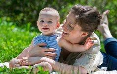 Kada ir kaip nujunkyti vaiką: pataria gydytoja