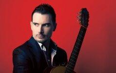 """Kristupo vasaros festivalyje koncertuosiantis Carlos Pinana: """"Flamenko – tai aš"""""""