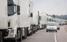 Украина разрешила России выполнять транзитные перевозки
