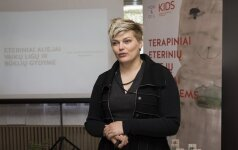 Gydytoja Evelina Nevardauskaitė-Rudzikienė