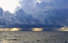 Погода: начнутся осенние дожди, подует ветер