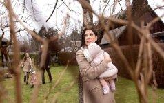 Vaikus globojanti Kristina: žinojau nuo pat vaikystės, ką reiškia būti vienišam ir paliktam