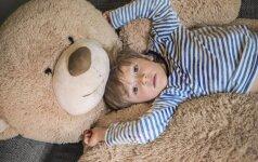 Kas gali slėptis už vaiko tingėjimo?