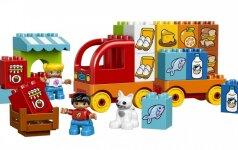 Laimėkite LEGO DUPLO savo mažyliams! Rezultatai