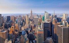 Ką veikti Niujorke visą mėnesį?