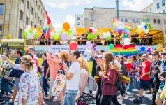 """""""Baltic Pride"""" eitynėse nedalyvavęs gėjus: mums nereikia jokių išskirtinių teisių"""