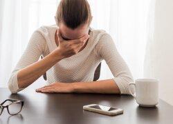 3 moterų, kurias stresas veikia labiausiai, tipai