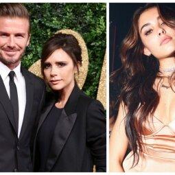 Tai bent būsima marčia! Victorios ir Davido Beckham sūnelis įsimylėjo pasakiško grožio amerikietę (FOTO)