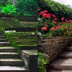 Kuriais laiptais pasirinktum lipti? Tai išduos, kas tave šiuo metu labiausiai neramina