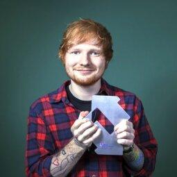 Penktadienio džiugesys: Edas Sheeranas pateikė ypatingą muzikinę staigmeną gerbėjams (VIDEO)