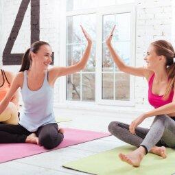 Sportuoti pradedame motyvuotos! Kaip kuo ilgiau išsaugoti pasiryžimą?