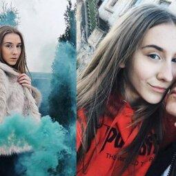Jaunoji vlogerė Deimantė Vaičiūtė: man sakė pabandyti, aš ir pabandžiau (FOTO)