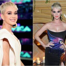 Vos per vakarą Katy Perry pakeitė net 10 įvaizdžių!
