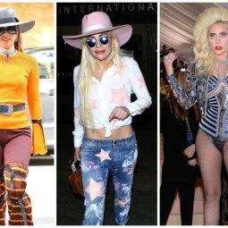 Skaudės pilvą: juokingiausi Lady Gagos įvaizdžiai (FOTO)