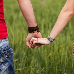 Atidžiau pažvelk į simpatijos ranką: ji pasakys, ar jis tave ilgai mylės