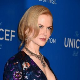 Garsiame renginyje pasirodžiusi Nicole Kidman - tarsi 20 metų jaunesnė (FOTO)