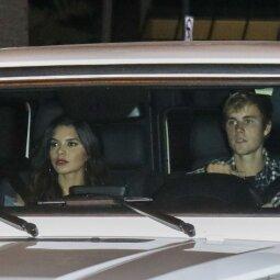Nauja Justino Bieberio simpatija - egzotiškų bruožų aktorė iš Meksikos