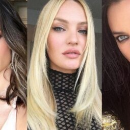 """""""Victoria Secret"""" angelai be makiažo: kurioms stinga natūralaus grožio?(FOTO)"""