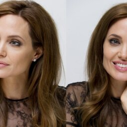 Yra mergina, tobulesnė už Angelina Jolie (FOTO)