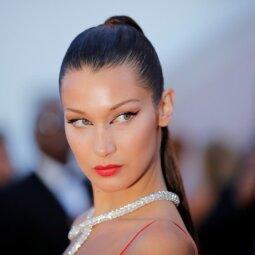 Modelis Bella Hadid neabeatrodo kaip anksčiau! Įvertink jos naują įvaizdį (FOTO)