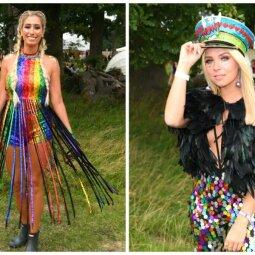 Palygink: kurie festivalininkai stilingesni - lietuvaičiai ar britai? (FOTO)