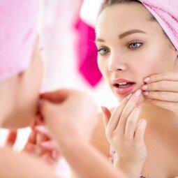 Kosmetologė įspėja: atšalus orams veido odai reikalinga ypatingos priežiūra