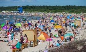 В Литве установлен новый температурный рекорд: живем как в тропиках