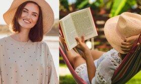"""""""Knygų damos"""" rekomendacijos: ką skaityti per atostogas – nuo pažintinių, detektyvinių knygų iki vasariškų romanų"""