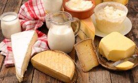 США вводят 25% таможенные пошлины на литовские молочные продукты