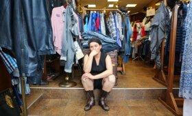 Džinsų butikas Palangoje