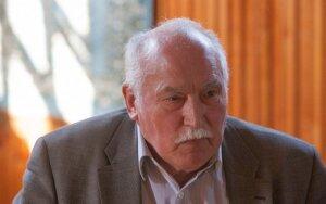 Председатель Алитусской татарской общины Иполитас Макулавичюс