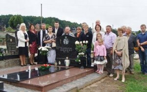 """""""Not everything that death touches dies."""" Family reunion of Rodowicz  and Radavičius"""