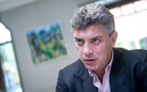 "Борис Немцов: Путин ""съел"" мозг русскому человеку"