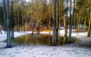 Vingio parkas Vilniuje. Skaitytojos Inesos nuotr.