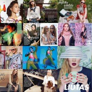 """Konkursas baigėsi. Balsuok už gražiausią """"PANELĖS"""" mados fotosesiją ir laimėk """"L'Oréal"""" kosmetikos rinkinį!"""